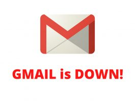 Gmail Service Down